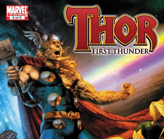 THOR: FIRST THUNDER (2010) #5