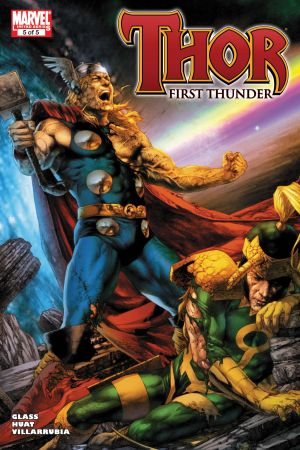 Thor: First Thunder #5