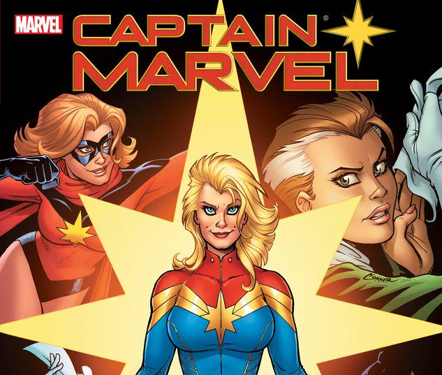 CAPTAIN MARVEL: MS. MARVEL - A HERO IS BORN OMNIBUS HC CONNER COVER #0