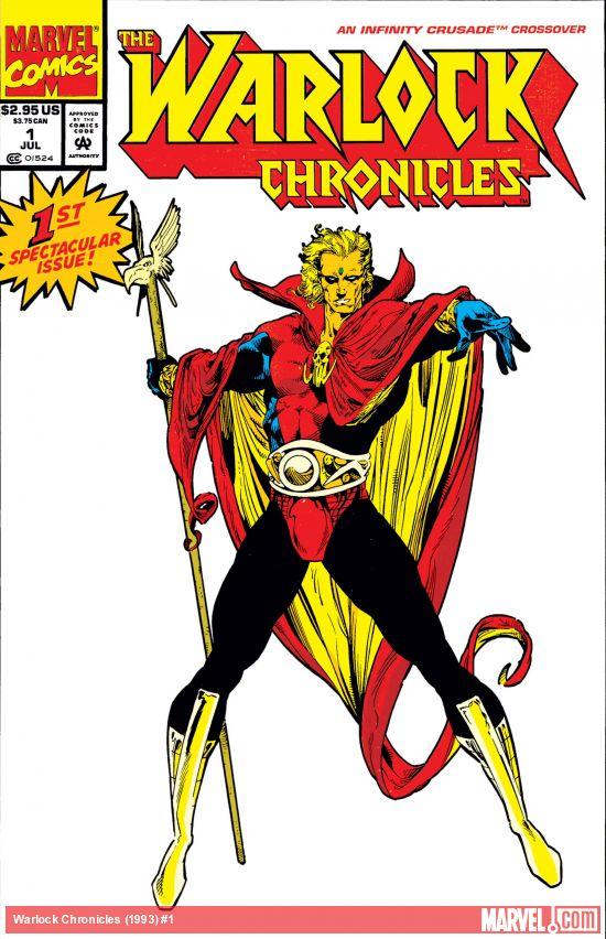 Warlock Chronicles (1993) #1