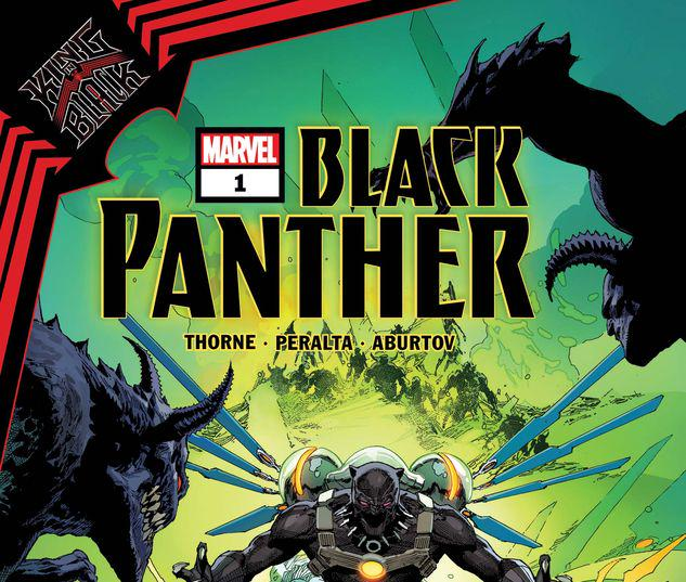 KING IN BLACK: BLACK PANTHER 1 #1