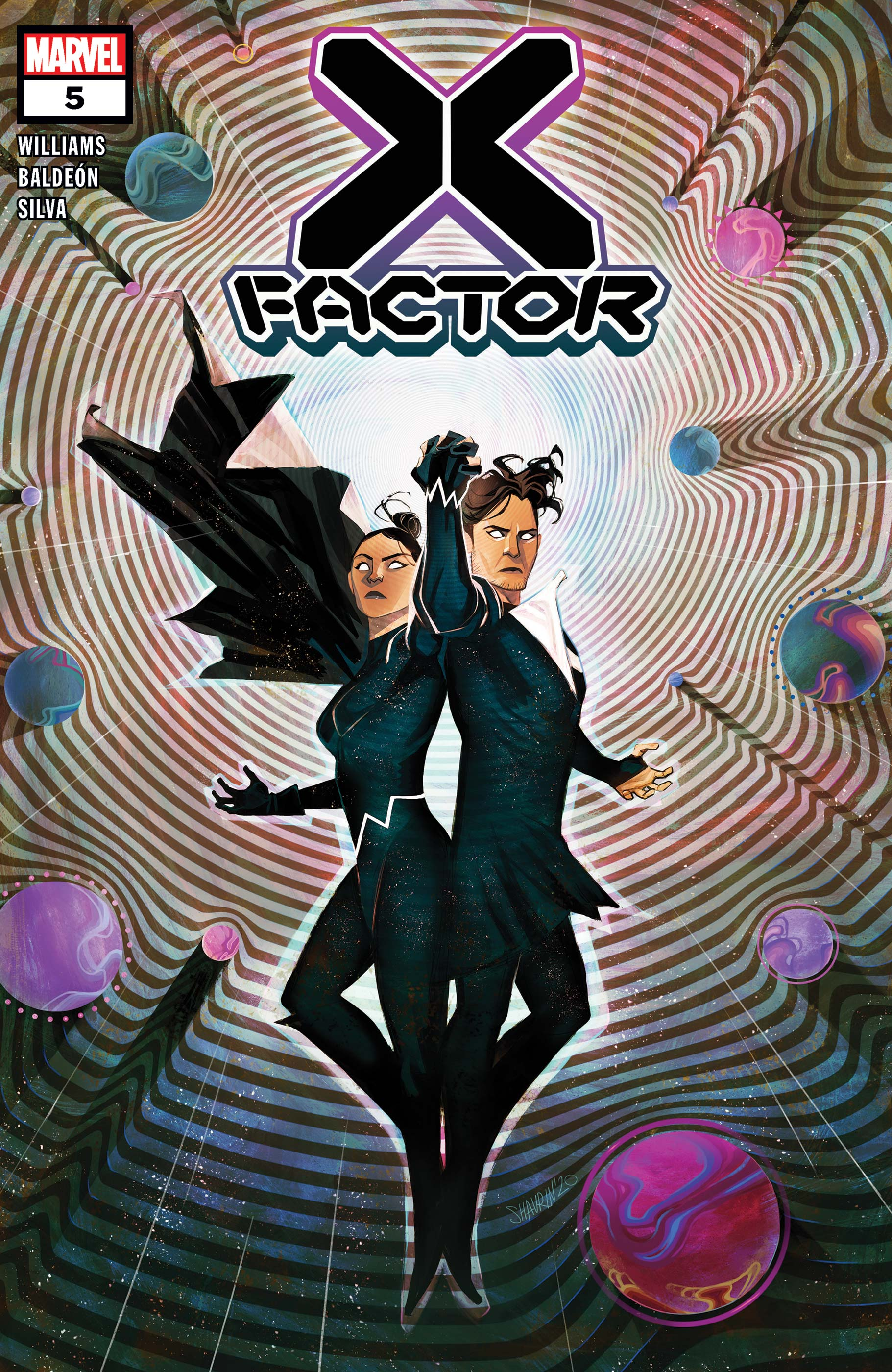 X-Factor (2020) #5