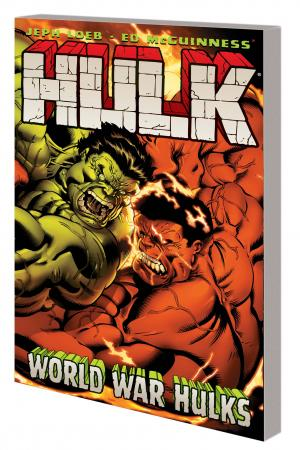 Hulk Vol.6: World War Hulks (Trade Paperback)