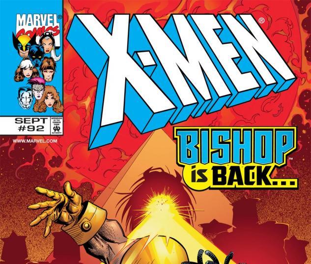 X-Men (1991) #92 Cover