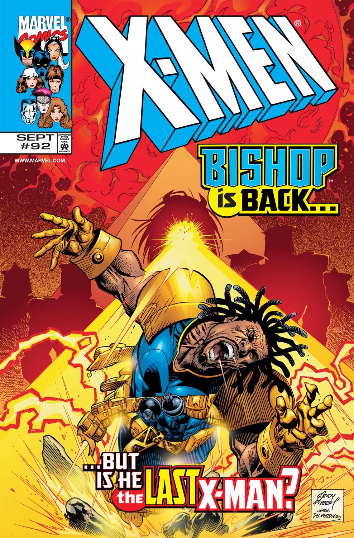 X-Men (1991) #92