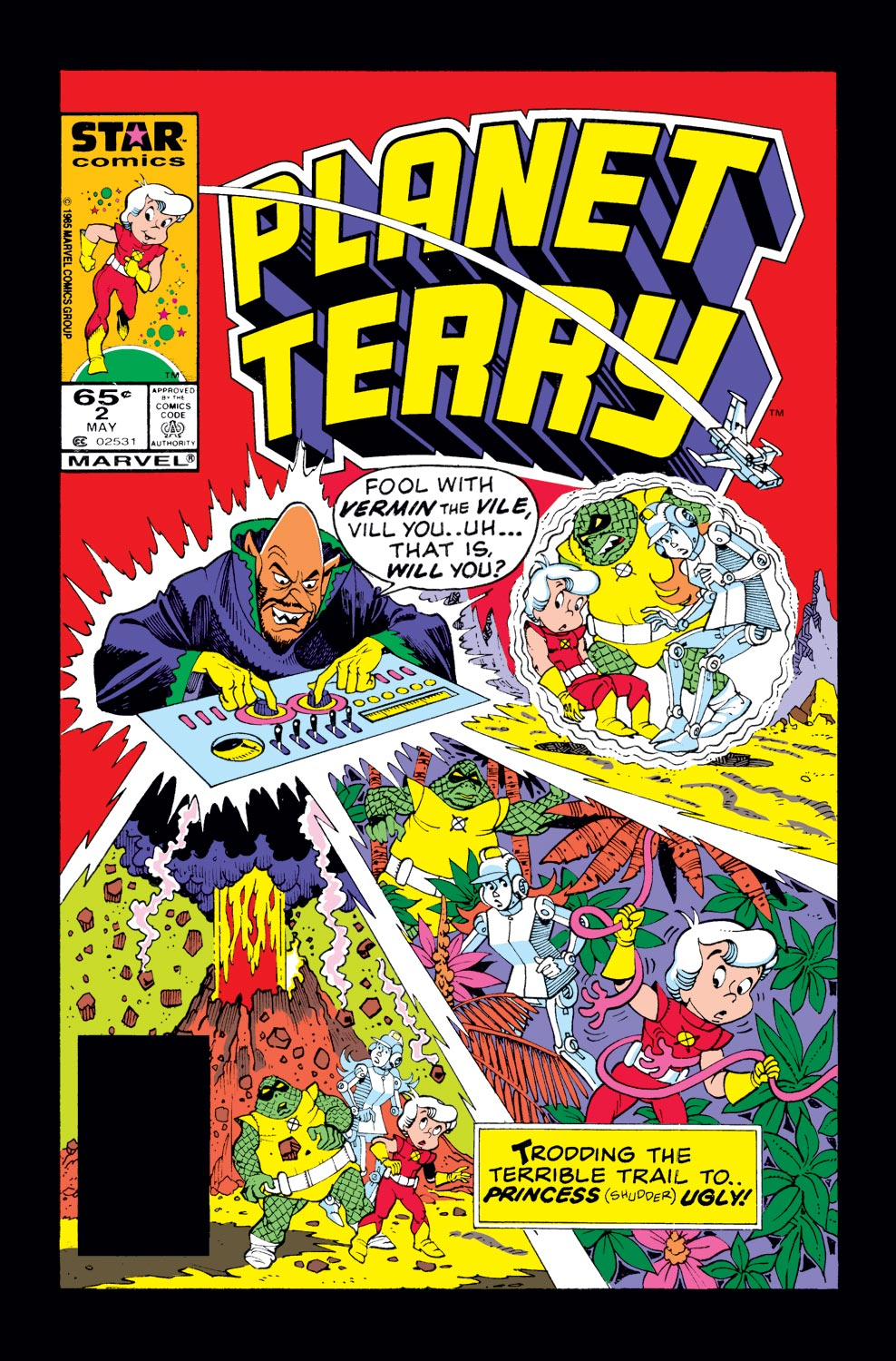 Planet Terry (1985) #2