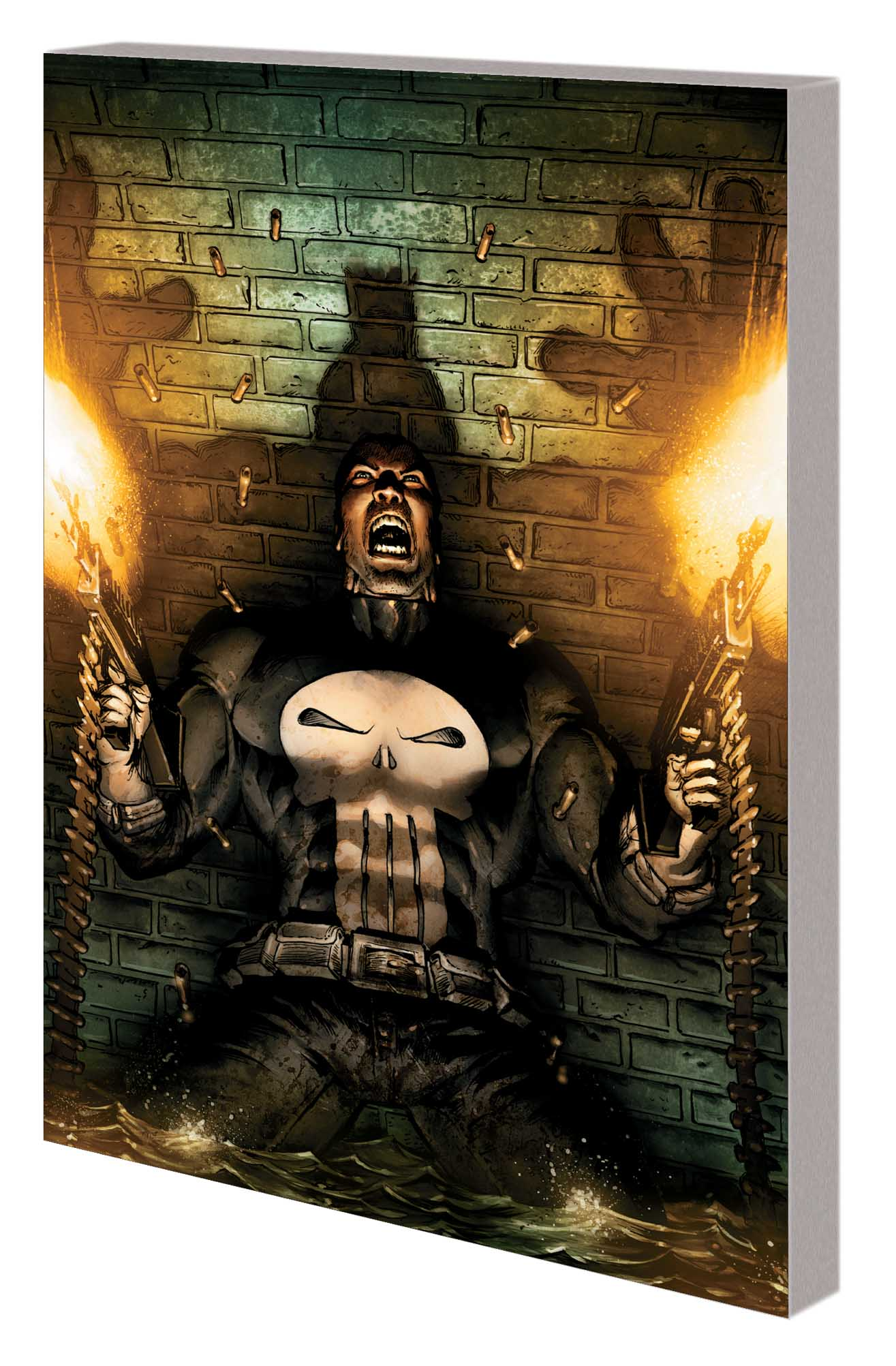 Punisher: Nightmare (Trade Paperback)
