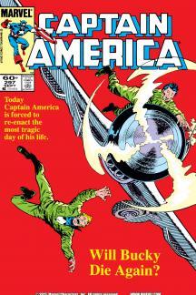 Captain America (1968) #297