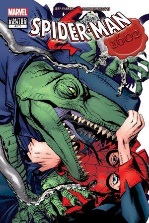 Spider-Man 1602 #4