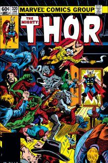 Thor (1966) #320