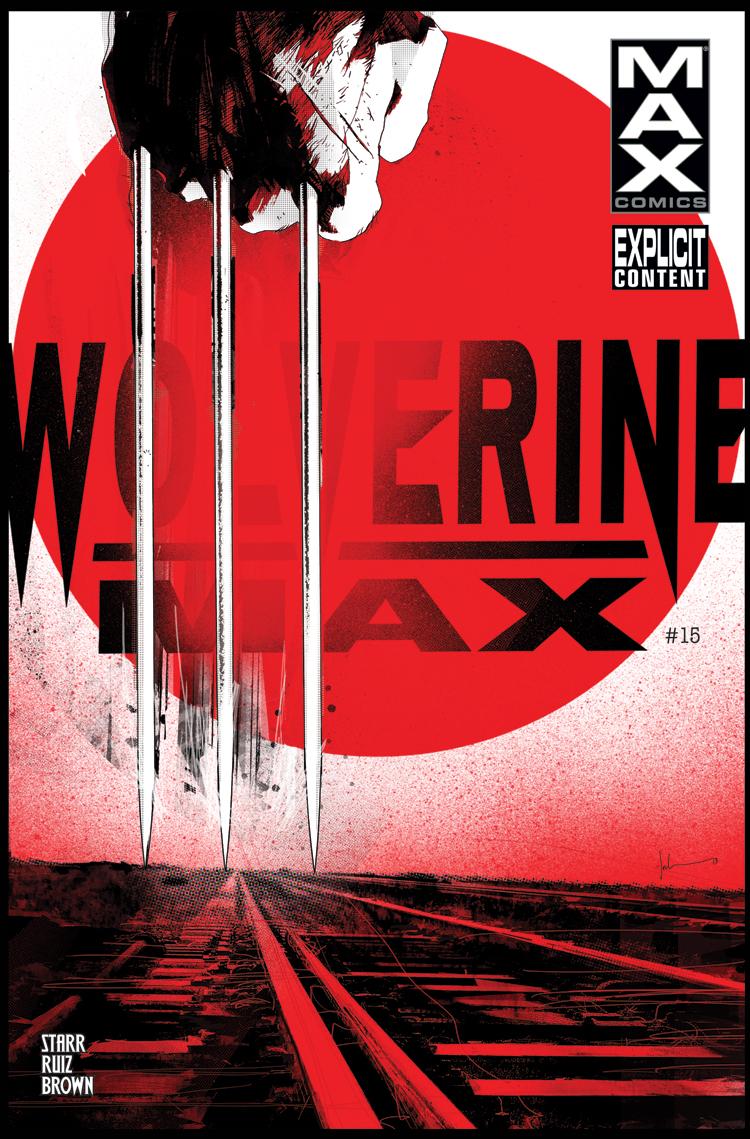 Wolverine Max (2012) #15