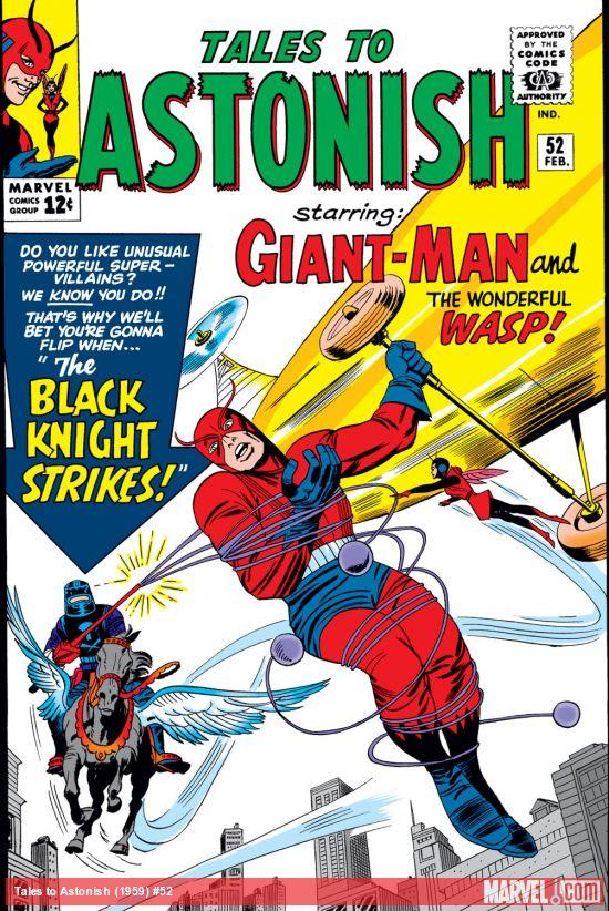 Tales to Astonish (1959) #52