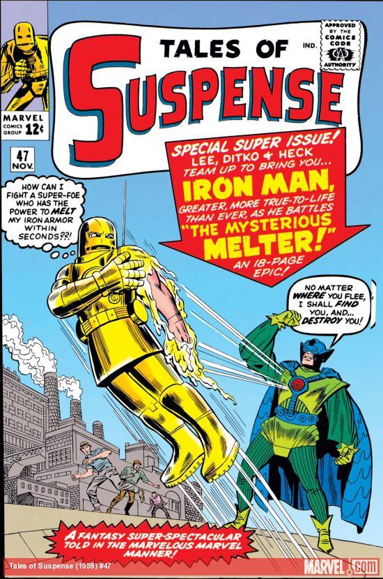 Tales of Suspense (1959) #47