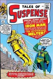 Tales of Suspense #47