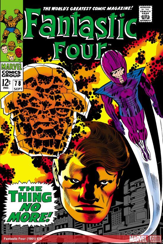 Fantastic Four (1961) #78
