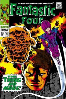 Fantastic Four #78
