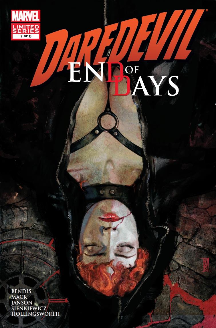 Daredevil: End of Days (2012) #7