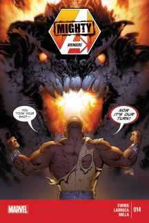 Mighty Avengers (2013) #14