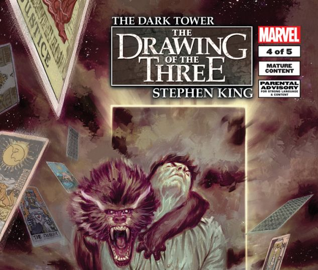 DARK TOWER: THE DRAWING OF THE THREE - THE PRISONER 4