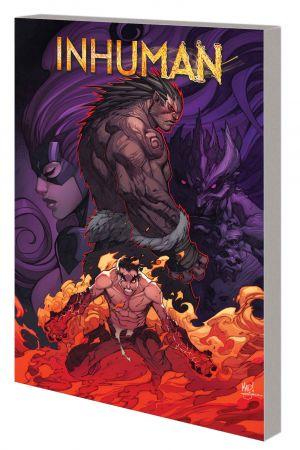 Inhuman Vol. 1: Genesis (Trade Paperback)