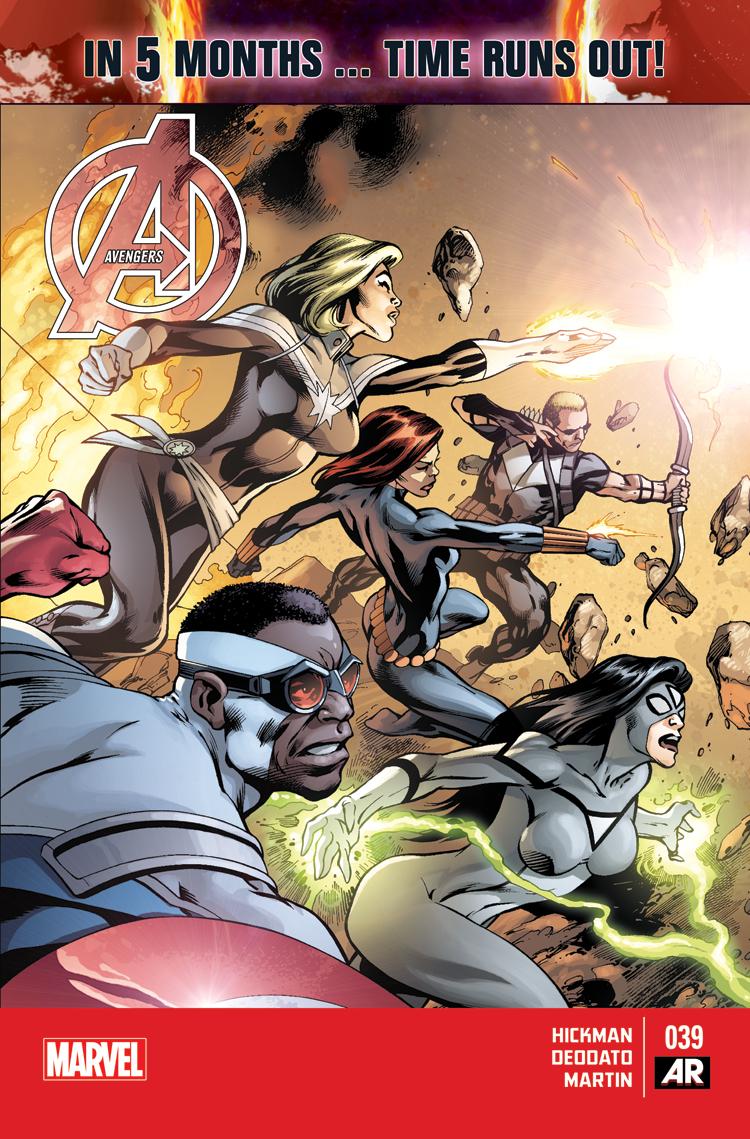 Avengers (2012) #39