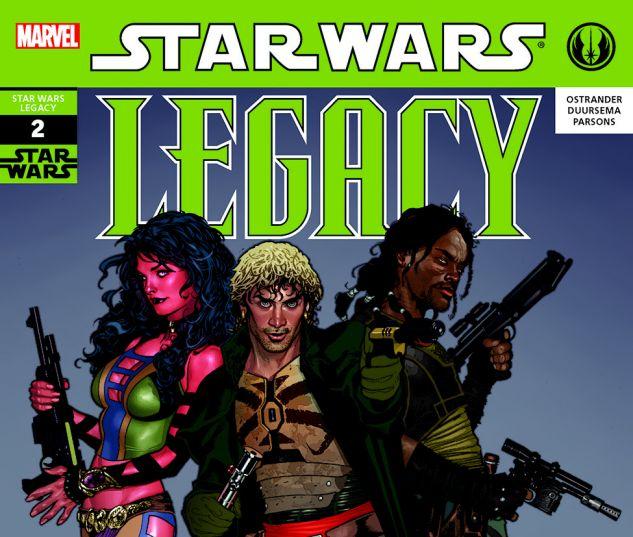 Star Wars: Legacy (2006) #2