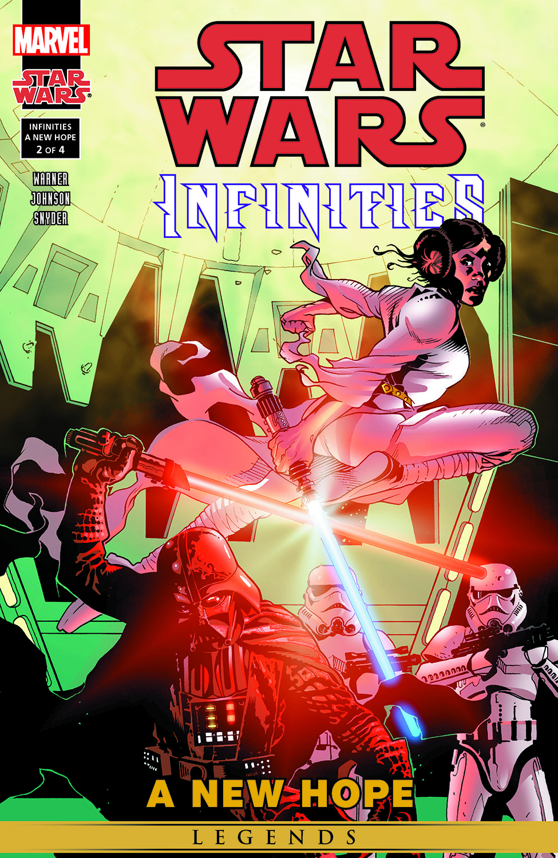 Star Wars Infinities: A New Hope (2001) #2