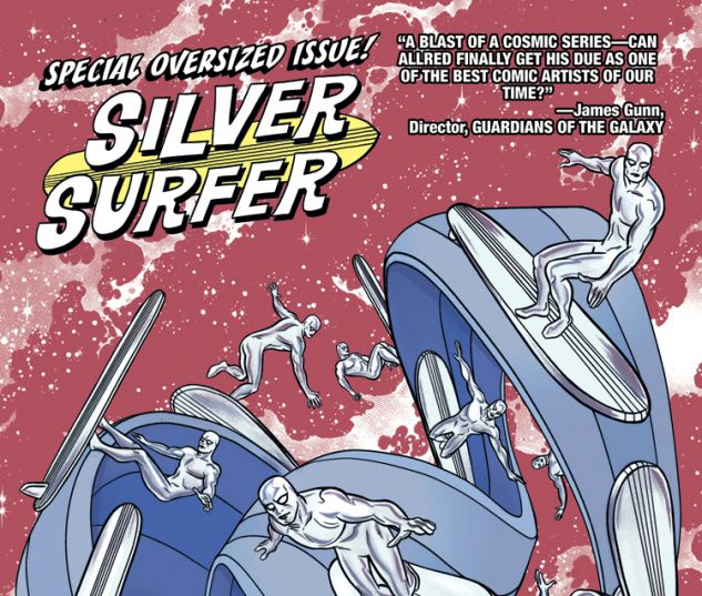 SILVER SURFER 11 (WITH DIGITAL CODE)