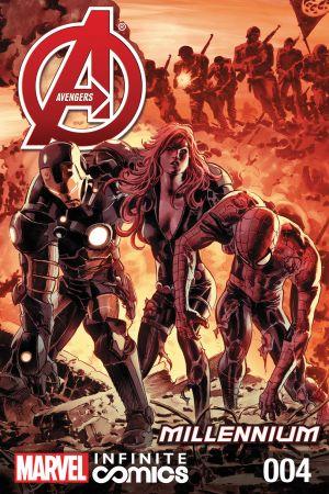 Avengers: Millennium Infinite Comic #4
