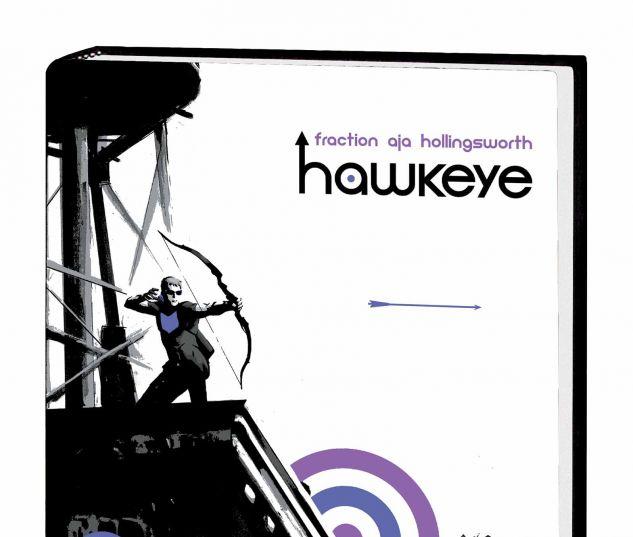 HAWKEYE BY MATT FRACTION & DAVID AJA OMNIBUS HC