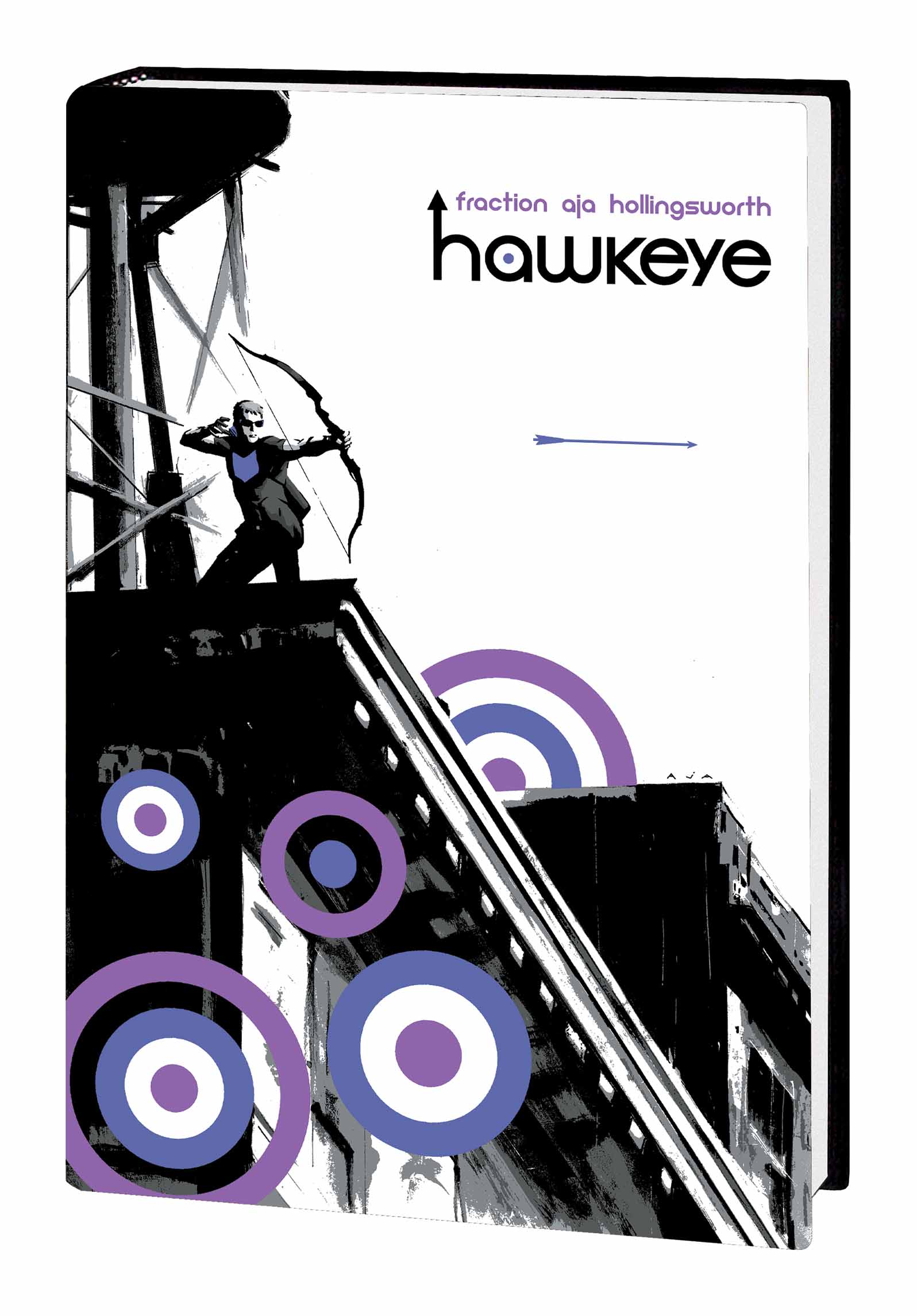 Hawkeye by Matt Fraction & David Aja (Hardcover)