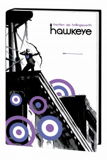 Hawkeye by Matt Fraction & David Aja (Hardcover)