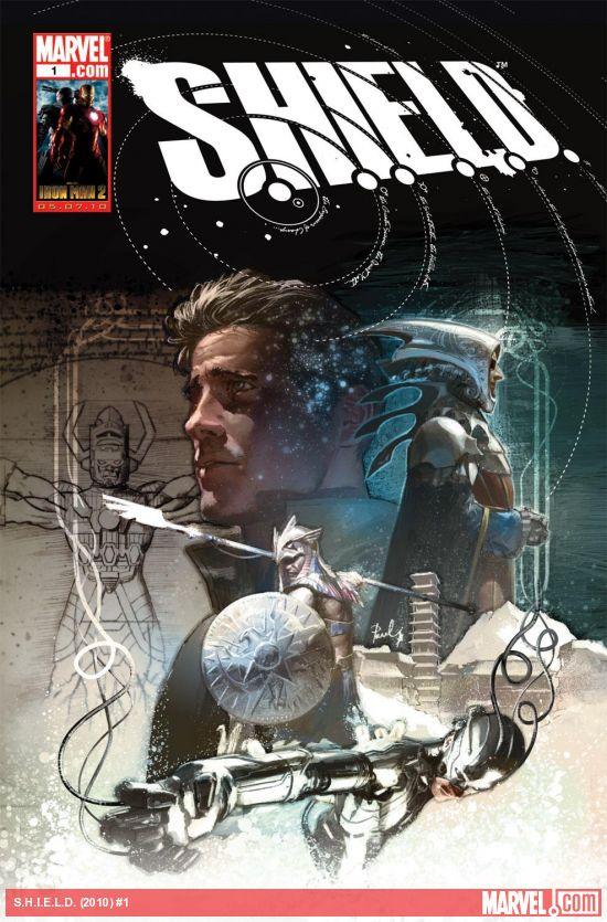 S.H.I.E.L.D. (2010) #1