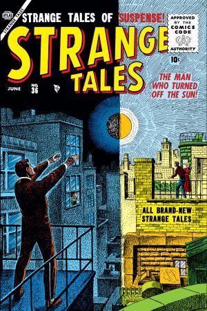 Strange Tales (1951) #36