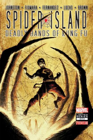 Spider-Island: Deadly Hands of Kung Fu (2011) #3