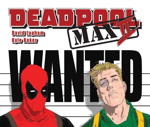 Deadpool Max 2 (2011) #1