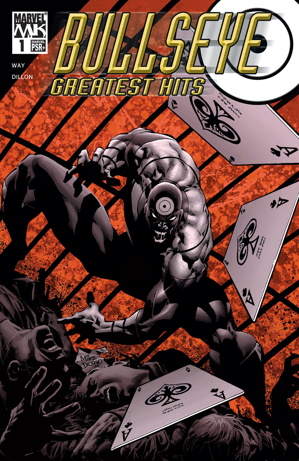 Bullseye: Greatest Hits (2004) #1