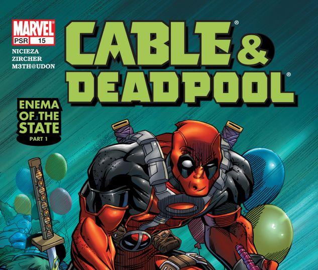 Cable & Deadpool (2004) #15