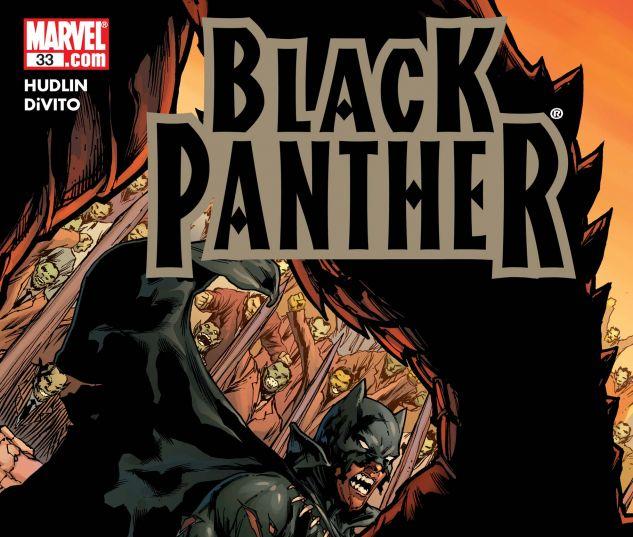 Black Panther (2005) #33