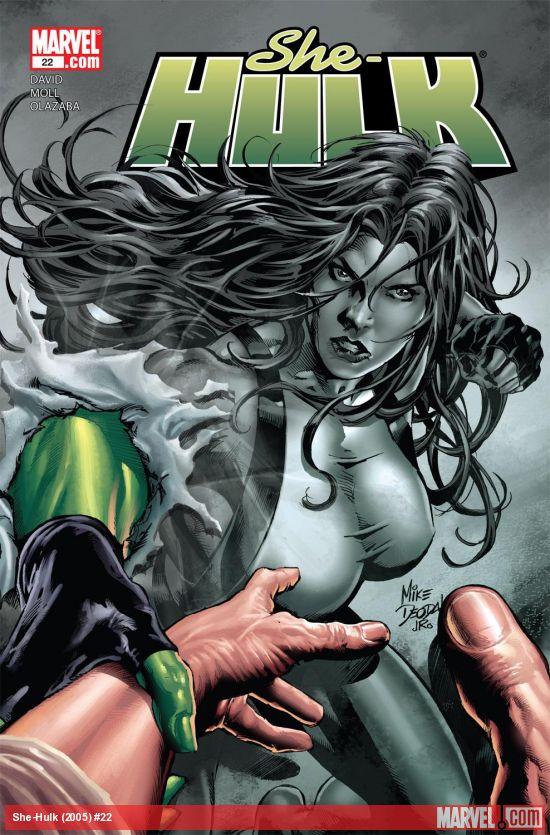 She-Hulk (2005) #22