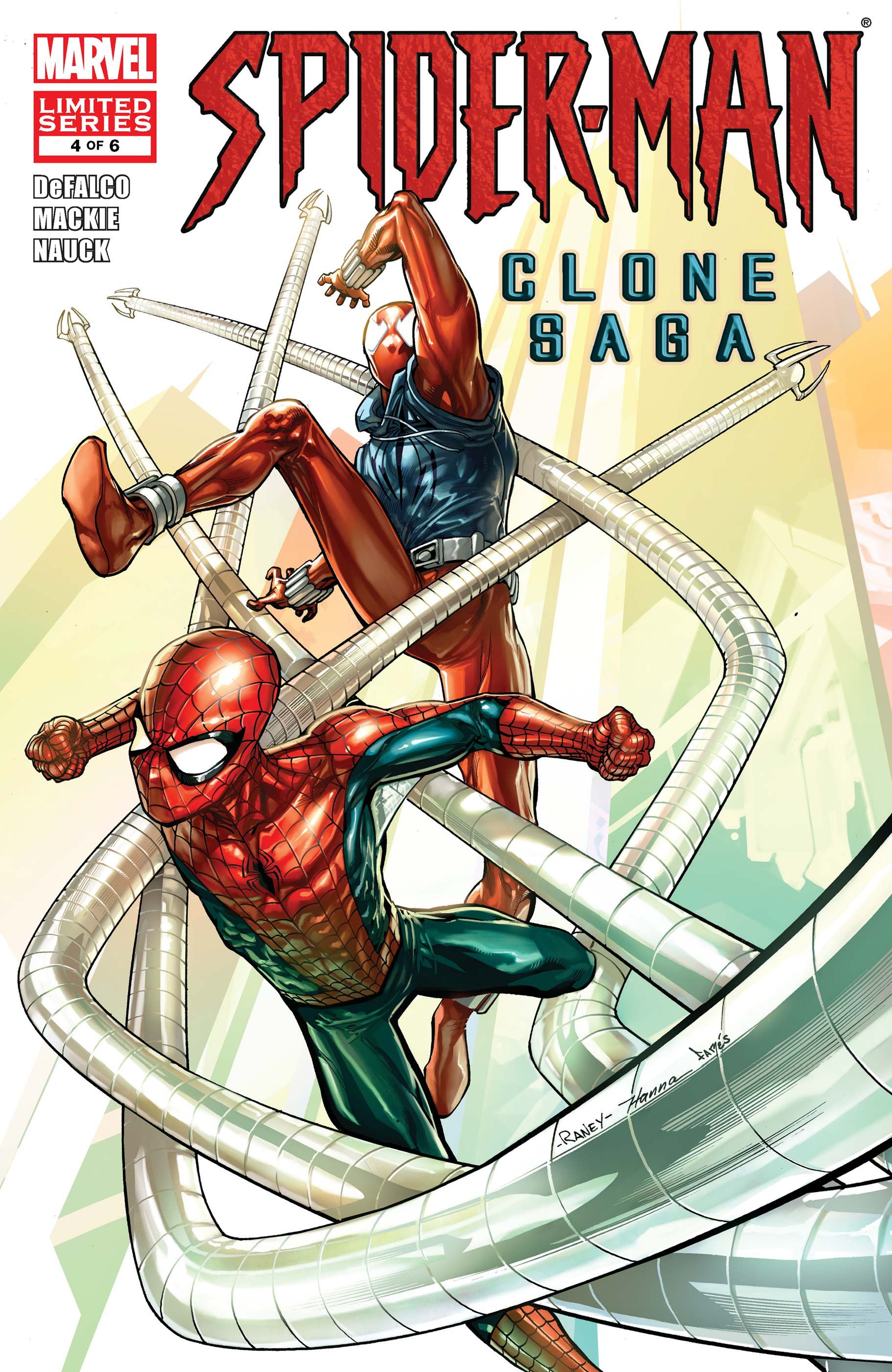 Spider-Man: The Clone Saga (2009) #4