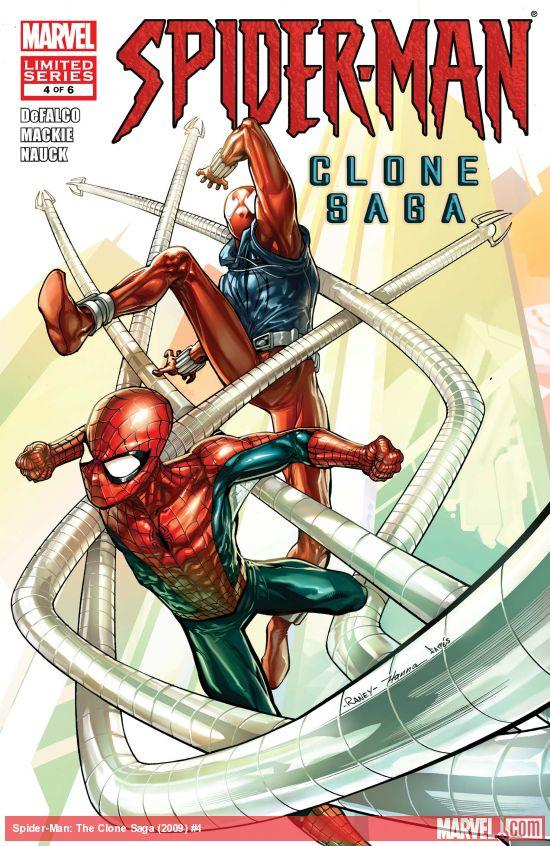 Spider-Man: The Clone Saga (2009) #4