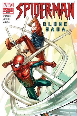 Spider-Man: The Clone Saga #4