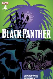 Black Panther (2016) #4