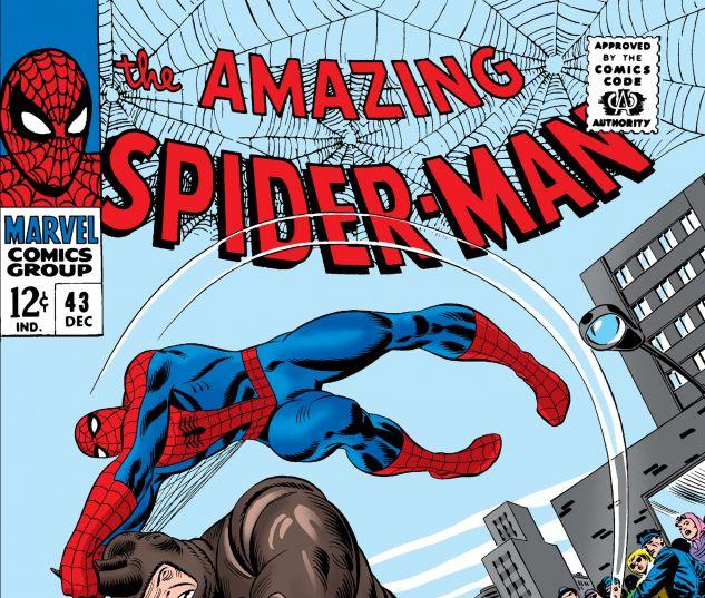 Amazing Spider-Man (1963) #43