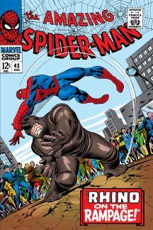 The Amazing Spider-Man (1963) #43