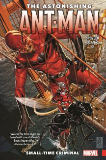 The Astonishing Ant-Man Vol. 2: Small-Time Criminal (Trade Paperback)