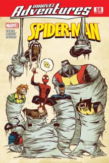 Marvel Adventures Spider-Man #59
