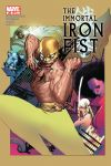 THE IMMORTAL IRON FIST (2006) #20