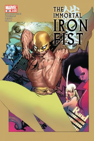 The Immortal Iron Fist #20